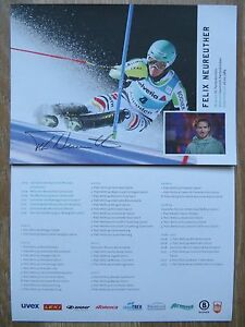 Handsignierte-AK-Autogrammkarte-FELIX-NEUREUTHER-DSV-Olympia-Sotschi-2014