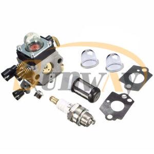 Carburateur-pour-Stihl-FS38-HS45-FS45-FC55-FS310-Coupe-bordures-4228-120-0608