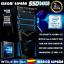 Ordenador-Pc-Gaming-Intel-Core-i5-8400-6xCORES-4GB-DDR4-SSD-240GB-HDMI-Sobremesa miniatura 1