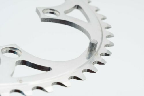 Details about  /NOS CAMPAGNOLO ATB CHAINRING 46T 135mm 90s VINTAGE ICARUS BIKE MTB RECORD OR