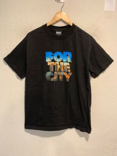Vintage 90s FTC REMEMBER skateboard Tee 100/% cotton one eyes image spellout different font crewneck Black colour streetwear hypebeast size L