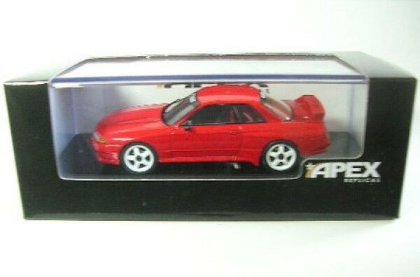 Nissan Skyline GT-R Group A Racing (rouge)