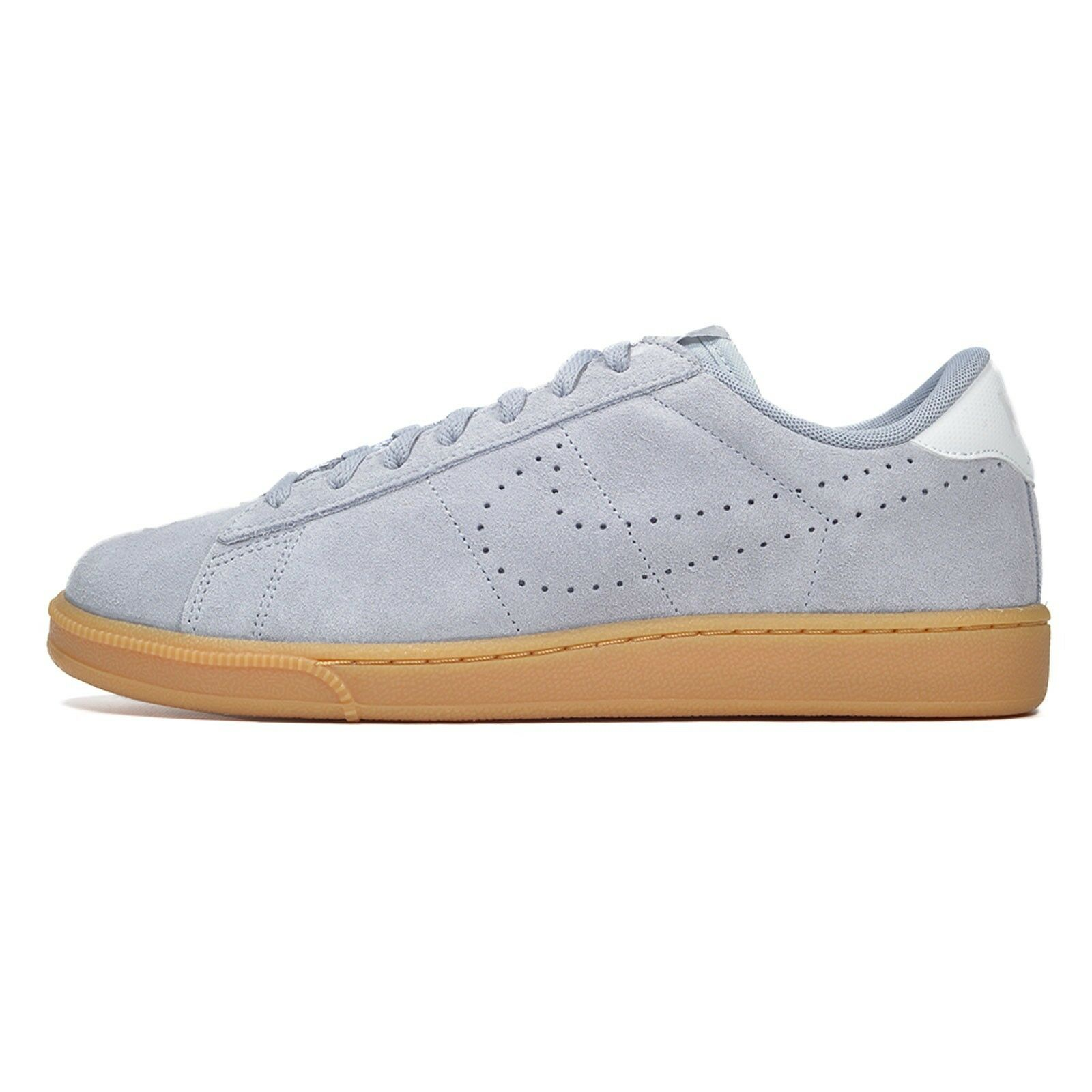 Nike Tennis Classic CS Suede Homme Athletic Sneakers 829351 003  Gris  New