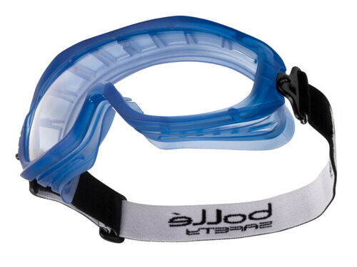 Bolle Safety Atom Safety Goggles Clear Ventilated BOLATOAPSI