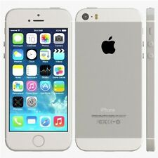 Brand New Factory Unlocked Apple iPhone 5S 64GB (SILVER) 4G / LTE