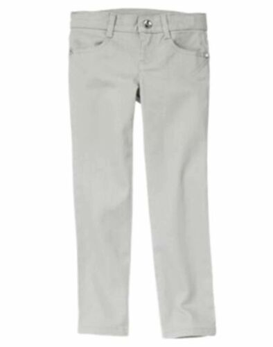 Gymboree Girl Jeans Pants *Retail Store*Print Cropped or Gray Jeans 4 5 NWT