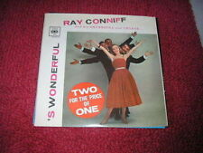 LP Pop Ray Conniff And His Orchestra - S Wonderful Marvellous 2LP (24 Song) CBS