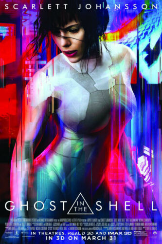 Eason-Ghost in the Shell Movie Poster 23.6x35 in-2