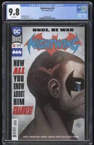 DC-Comics-Nightwing-50-CGC-9-8-Dick-Grayson-Rebirth-Titans-Robin-Batman-Joker