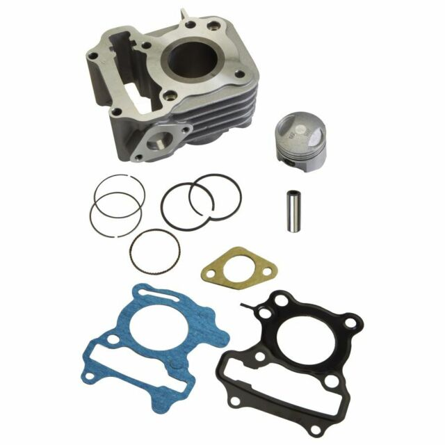 KIT CILINDRO MAGGIORATO MOTORE D.42 GHISA PEUGEOT 50 Tweet  4T DT SYM 2010-2013