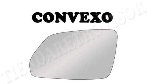 CRISTAL RETROVISOR SKODA OCTAVIA 2005-2008 CONVEXO