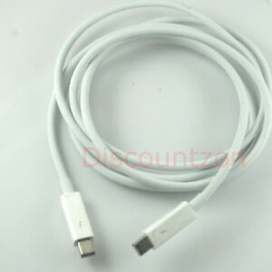 2M Genuine Thunderbolt Cable MC913ZM//A for Apple Mac Mini iMac MacBook Pro Air