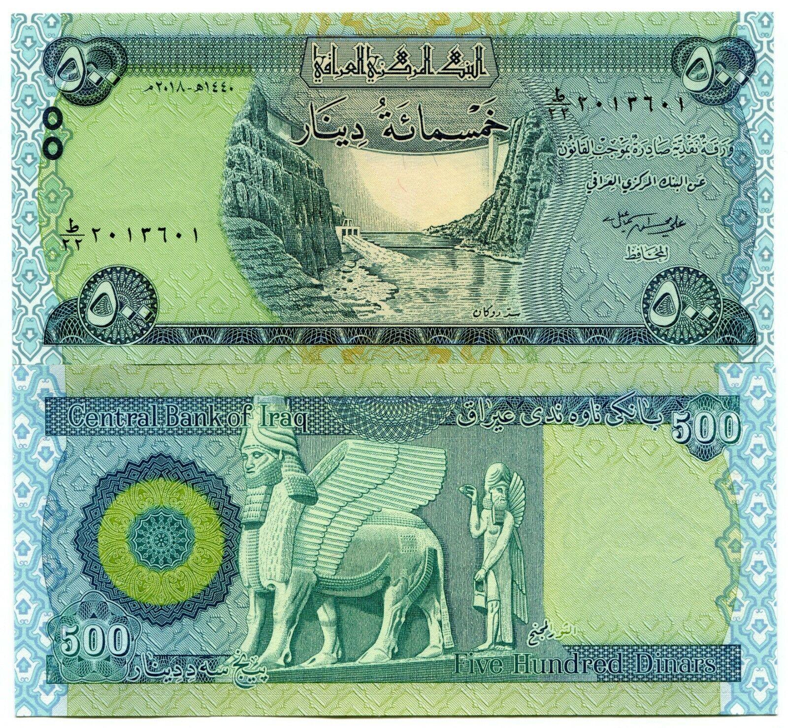 Iraqi Dinar 5000-5 X 1000   Unc Total Of 5000 Iraq Dinar Out Of A New Bundle