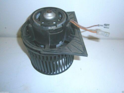 Vauxhall vectra b facelift 1999-2002 a//c /& non a//c heater blower fan motor