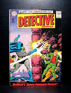 COMICS-DC-Detective-Comics-338-1965-extra-story-on-Elongated-Man-RARE