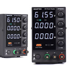 Dps605u 60v 5a Adjustable Dc Power Supply Regulated Variable Digital Lab Grade