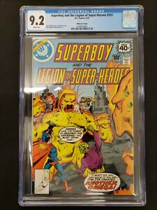 DC-Comics-SUPERBOY-And-The-LEGION-Of-SUPER-HEROES-251-Whitman-Variant-CGC-9-2