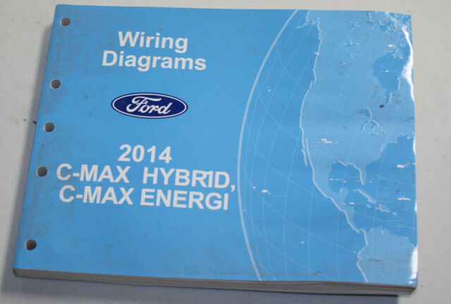 2014 Ford Service Wiring Diagram Manual C