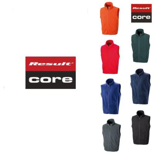 Result Core Microfleece Gilet