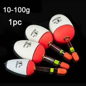 New-Bobber-Hot-Plastic-Ball-Boia-Fishing-Night-Float-Light-Stick-Eva-Foam