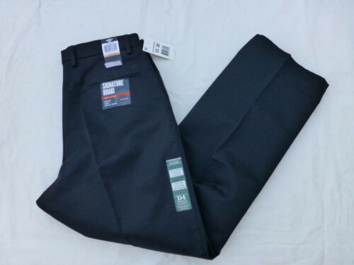Front Mens Nwt Relaxed Dockers Pleated 46235 Fit Signature Navy 0003 D4 Khaki Rww8d1