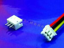 KIT BUCHSENLEISTE + STECKER  3 polig/pins1.5mm HEADER +Male Connector PCB #A513