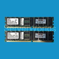 Genuine Compaq HP 1GB RAM kit PC2100 ECC 300679-B21