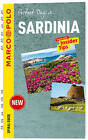 Sardinia Spiral Guide by Marco Polo (Spiral bound, 2017)