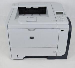 hp ce528a laserjet p3015 workgroup laser printer tested. Black Bedroom Furniture Sets. Home Design Ideas