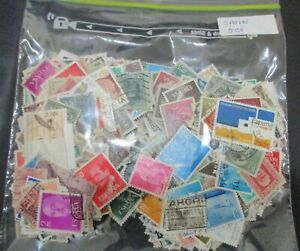 SPAIN-COLLECTION-500-STAMPS
