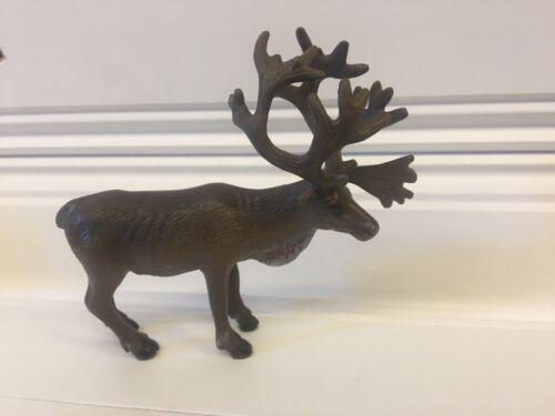 Schleich Rentier Ren #14239 2003-2010 Reindeer selten rare