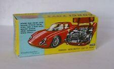 Repro Box Corgi Nr.314 Ferrari Berlinetta 250 Le Mans