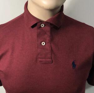 Ralph Lauren Polo Men/'s Short Sleeve Smart Fit Polo Collar Shirt US POLO-RRP £80