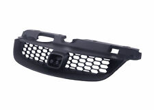 Black Front Grille Assembly Replacement Fit 04 05 Honda Civic 2 Door Coupe Fits 2004 Honda Civic