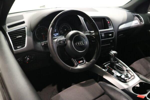 Audi Q5 3,0 TDi 245 quattro S-tr. billede 10
