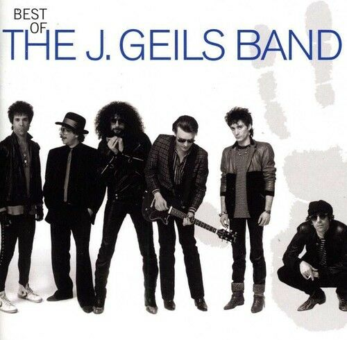 1 of 1 - J. Geils Band - Best of the J Geils Band [New CD] J. Geils Band - Best of the J