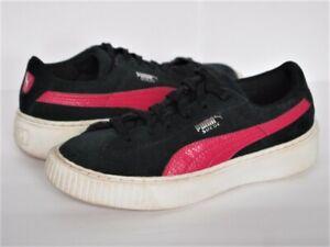 PUMA Suede Platform SNAKE Sneakers JR