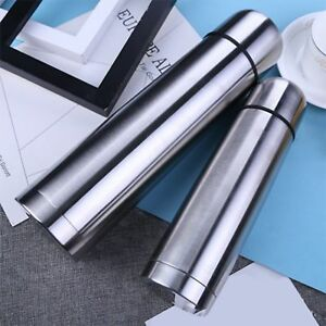 idrop-Full-Stainless-Steel-Thermos-Drinking-Flask-Water-Container-350ml