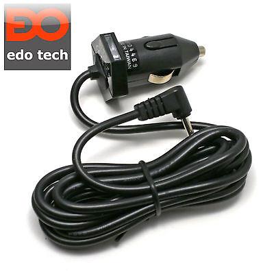 5V car charger DC adapter for Nextar GPS HGPS35 M3 M3-01 M3-03 X4-T X3E Nav