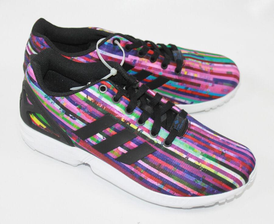 AUTH Adidas Originals Men ZX Flux Sneaker 9