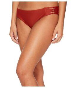 e9d67ff2682 Body Glove Smoothies Ruby Low Rise Bikini Bottom 7121 Size M ...