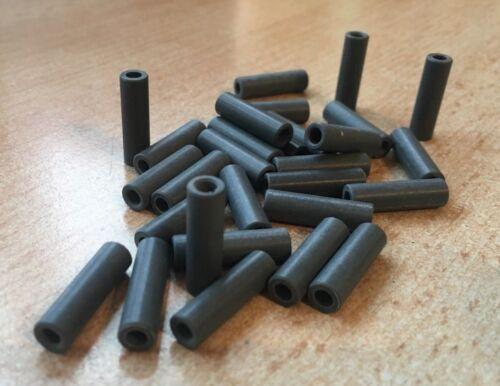 M3 X 20mm Nylon Plastic Separadores Separador Gris Redondo Arandelas Z2811
