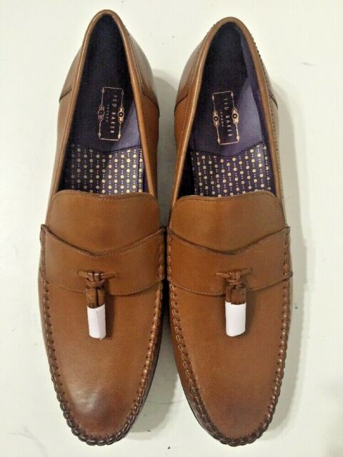 ted baker loafers mens sale