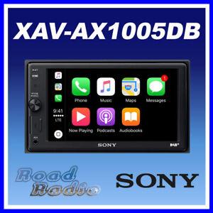 Details about Sony XAV-AX1005DB 6 2