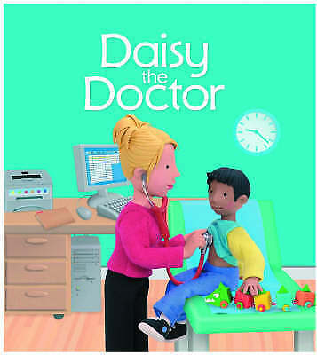 (Good)-Daisy the Doctor (Jobs People Do) (Paperback)-Brooks, Felicity-0746052243