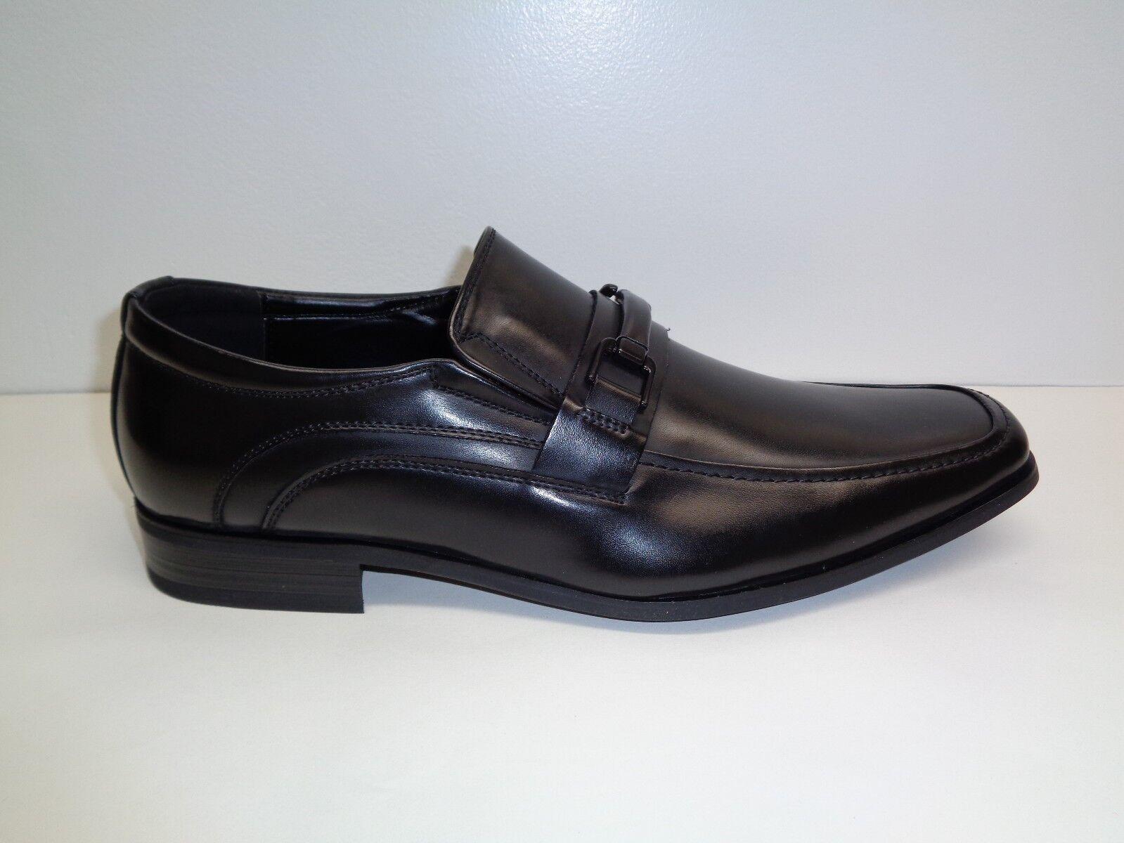 Kenneth Cole Unlisted diseño antideslizante en Nuevo mocasines de 301432 Negro Nuevo en Zapatos para hombre c52472