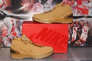 premium selection b7829 b08ad Image is loading DS-Nike-Air-Zoom-Generation-Retro-LeBron-1-