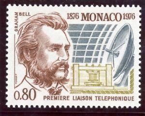 Bien Informé Stamp / Timbre De Monaco N° 1053 ** Graham Bell