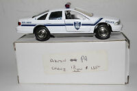 ROAD CHAMPS POLICE, AKRON BOROUGH, PA POLICE DEPT. CHEVY CAPRICE CRUISER, 1:43