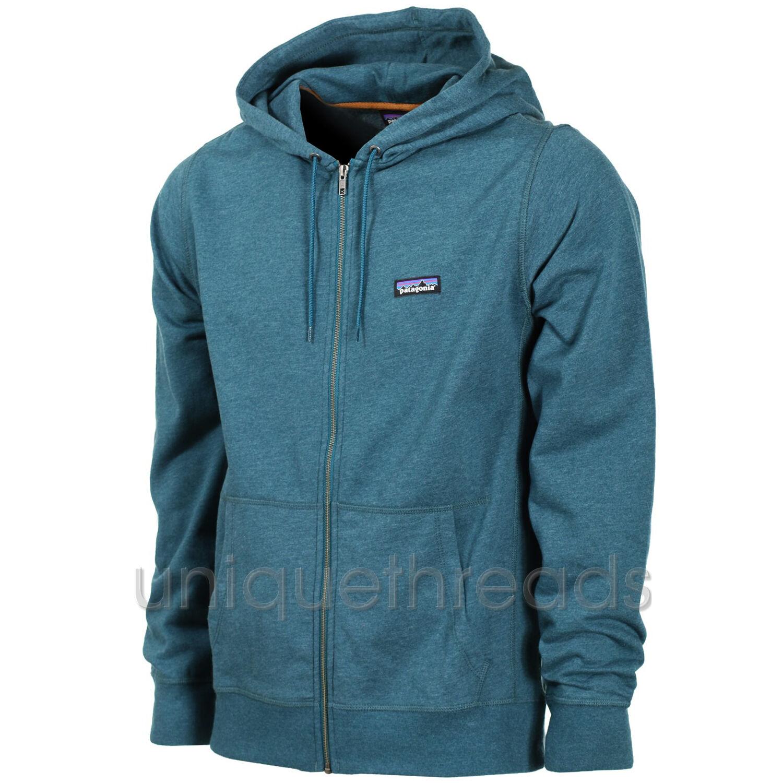Patagonia  Herren - Lightweight Full-Zip Hoody - Bay Blau